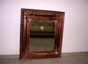 Антикварное зеркало 650*750