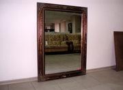 Антикварное зеркало 1100*800