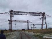 Кран козловой КС50-42В,  мостовой 50 тонн и другие,  монтаж демонтаж.