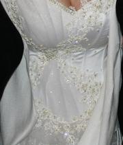 Продаётся свадебное платье - 450гр.