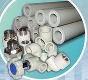 Полипропиленовые фитинги для отопления и водоотведения Днепропетровск