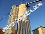 Теплоизоляция и гидроизоляция емкостей  пенополиуретаном