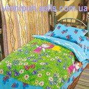 Предлагаем к продаже детское постельное белье Маша и медведь - Маша на