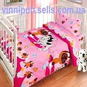 Предлагаем к продаже детское постельное белье Ручеек ТМ Непоседа