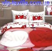 Предлагаем купить постельное белье полуторное Амур ТМ Unison Teens