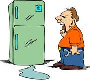 Ремонт холодильников,  любой сложности,  на дому