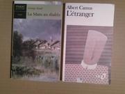 Французские книги оригинал