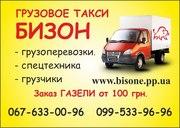 Грузовое такси БИЗОН