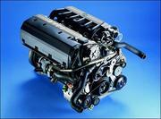 Двигатель M51 D25 от BMW 2.5tds