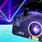 Лазер лучевой FIT-S,  400mW-Blue