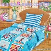 Продам детское постельное белье Парусная регата ТМ Непоседа