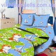 Продаем Детское постельное белье Рыбак ТМ Непоседа