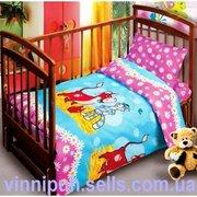 Продаем Детское постельное белье Лето в Простоквашино