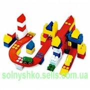 Продаем конструктор с крупными деталями Юни-блок 136