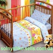 Продаем - Детское постельное белье  Мишутки 2 ТМ Непоседа