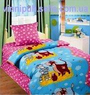 Продаем детское постельное белье  Лето в Простоквашино - Союзмультфиль