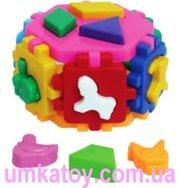 Предлагаем к продаже Куб Розумний малюк Гексагон-2 1998