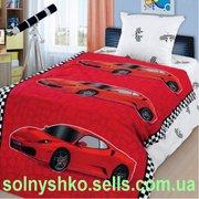 Продается детское постельное белье Ралли ТМ FOR YOU (подростковый)