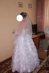Продам удобное свадебное платье