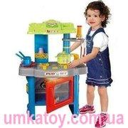 Продаем детскую игровую кухня 070805