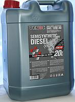 Полусинтетическое моторное масло Venol Diesel 10w-40 20л.