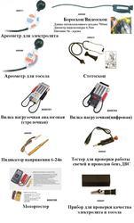 Приборы для диагностирования авто- мото-техники  Видеоскоп, бороскоп,