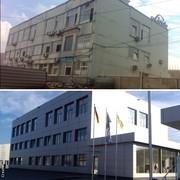 Изготовление и монтаж вентелируемых фасадов Алюминиевыми композитными