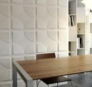 3Д стены,  рельефные панели