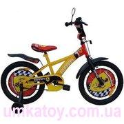 Предлагаем к продаже детский 18 дюймовый велосипед Ferrari 111808