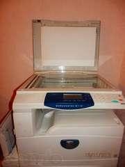 MФУ Xerox M118 А3,  А4 (принтер,  копир,  сканер) почти новый,  недорого!