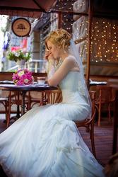 Шикарное свадебное платье. Днепропетровск