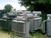 Трансформаторы ТРДН 25000/110/6(10). Продам.