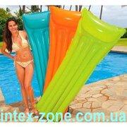 Продаем летние надувные матрасы 59703 Intex