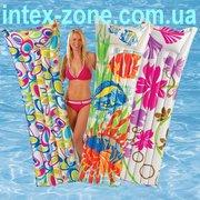 Продам пляжный надувной матрас Intex 59720