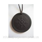 Турмалиновый Энергетический скалярный медальон Quantum Pendant