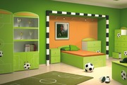 Детская мебель Baggi является новинкой на ранке Украины,  ТМ Baggi мно