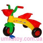 Продажа детского трехколесного велосипеда 10-001 Kinder Bike