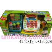 Продаем детский кассовый аппарат FS-34540 с микрофоном