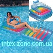 Предлагаем купить надувной матрас-кресло Intex 58870