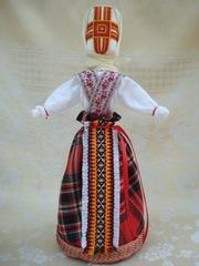 Кукла-мотанка Берегиня
