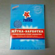 Щётка-бархотка (супер-салфетка) Kraft Zwerg