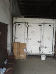 Холодильная будка (автомобильная)