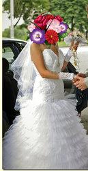 Свадебное платье  бонус