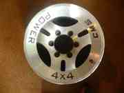 Алюминиевые диски R-15.