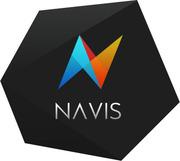 Система gps мониторинга Navis,  автоматизация автотранспортных предприя