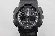 Часы мужские Casio G-Shock ga-100 Black