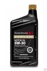 Оригинальное моторное масло HONDA Synthetic Blend 5w-30(08798-9034)