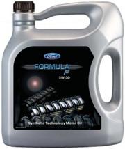 Синтетическое моторное масло Ford Formula F 5W-30 (14E9EC),  5л