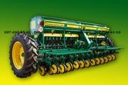 Сеялка зерновая Харвест 360 механическая