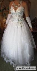 Продам свадебное платье королевы